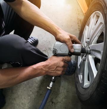 Changer les pneus de sa voiture